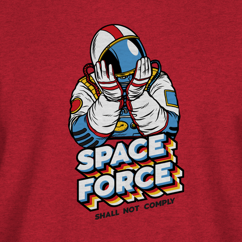 Space Force RED