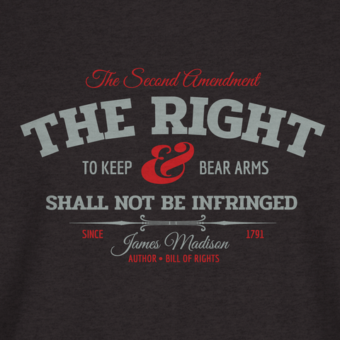 THE RIGHT To Keep & Bear Arms