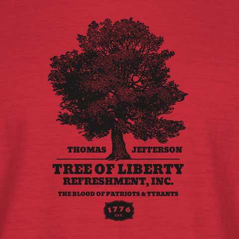 Tree of Liberty RED