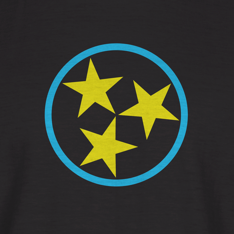 THE JOHNNY B Tri-Star Tee