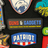 GNG CLASSIC LOGO PATCH
