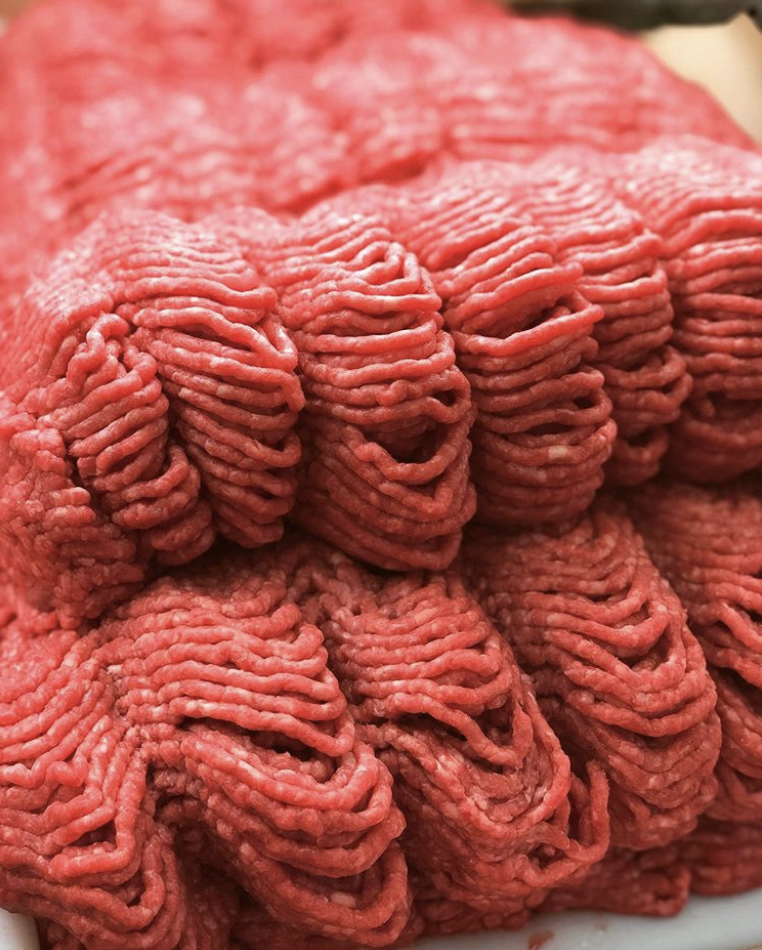 GROUND BEEF - 1LB PACK