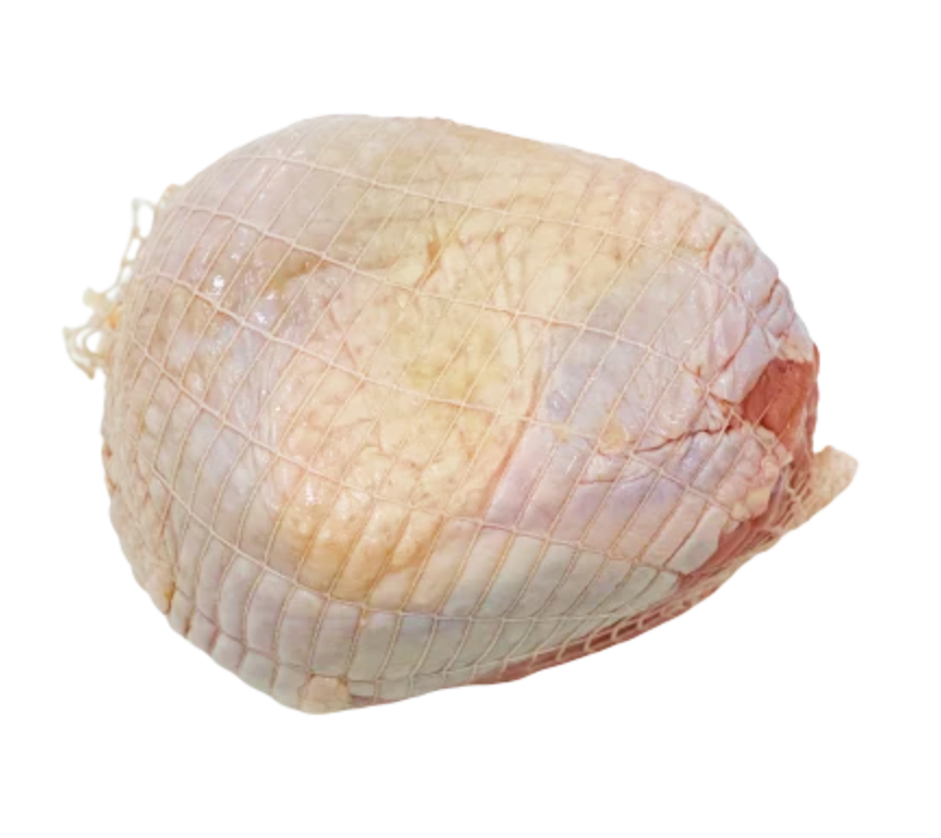 ALL NATURAL BONELESS TURKEY BREAST ROAST