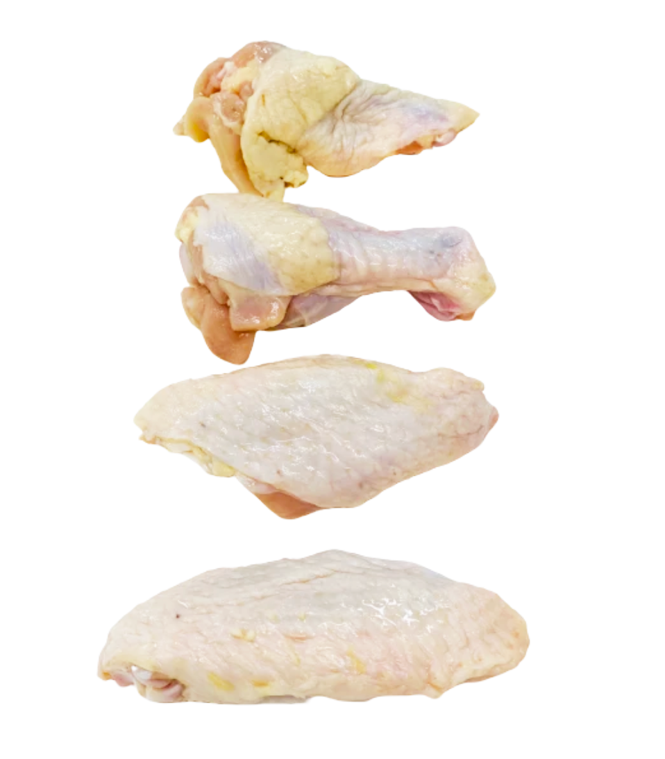 CHICKEN PARTY WINGS - 5LB PACK