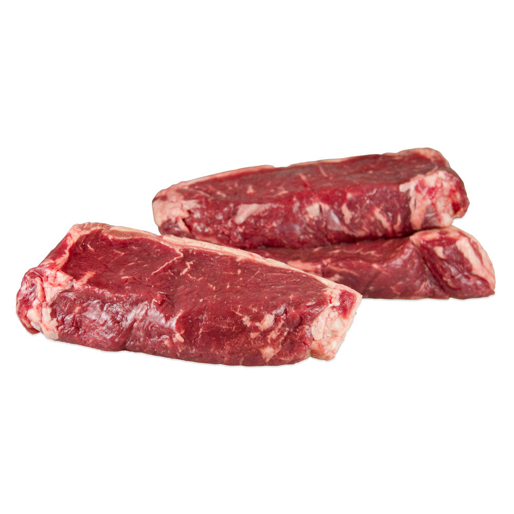 VERIFIED ANGUS GRASS FED NEW YORK STRIP STEAK