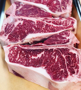 USDA PRIME PORTERHOUSE STEAKS