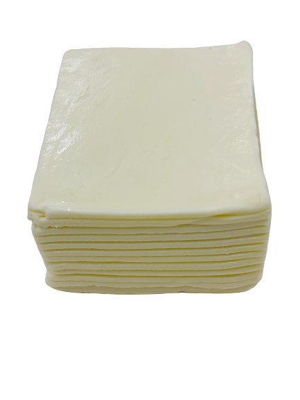 SLICED WHITE AMERICAN CHEESE