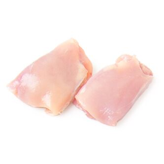 BONELESS SKINLESS CHICKEN THIGHS - 2LB PACK