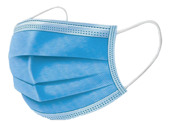 TGA Listed ASTM Level II Surgical Mask (Box of 50)