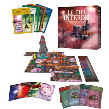 COCKTAIL GAMES - LE CIEL INTERDIT