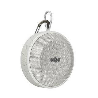 House of Marley haut-parleur Bluetooth No Bounds Gris