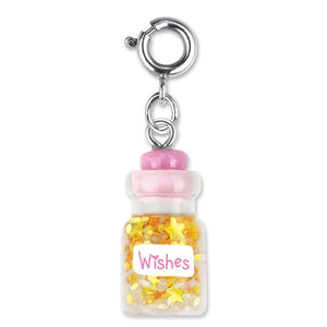 Wishes Bottle Charm