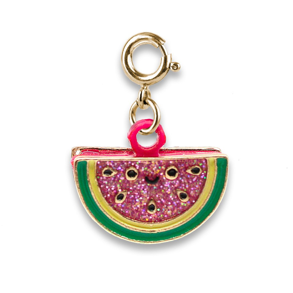 Gold Scented Watermelon Charm