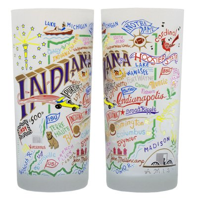 State Drinking Glasses ( All 50 States Available)