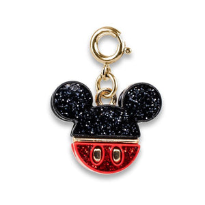 Gold Mickey Icon Charm