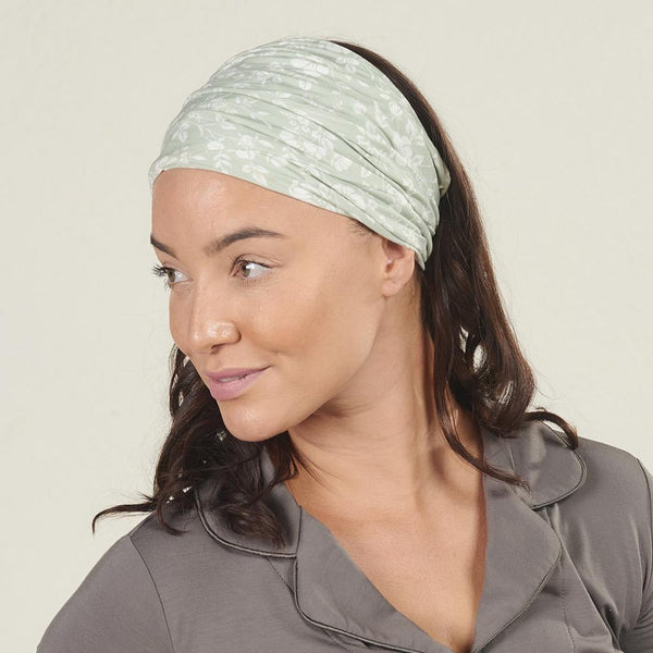 Faceplant Dreams Bamboo Wide Headband (4 colors available)