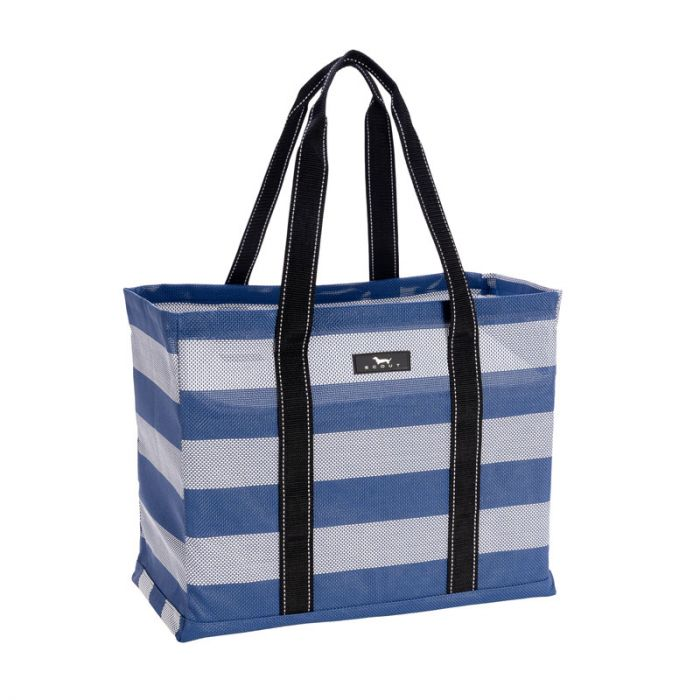 SCOUT Road Tripper Open Top Tote - Nassau Navy
