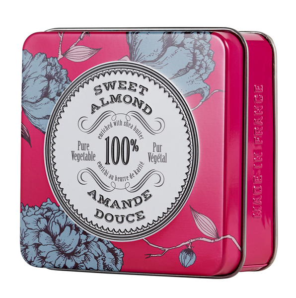 Le Chatelaine Soap in Tin (8 scents available)