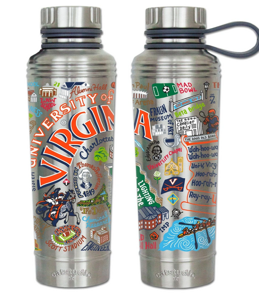 University of Virginia Collegiate Thermal Bottle