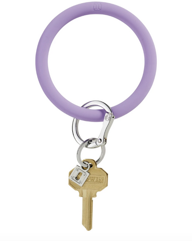 Big O Silicone Key Ring - In The Cabana