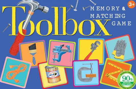 Toolbox Little Memory & Matching Game