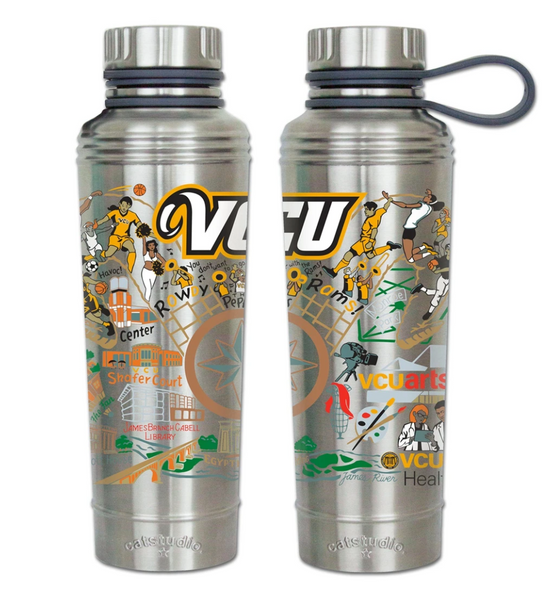 Virginia Commonwealth University (VCU) Collegiate Thermal Bottle