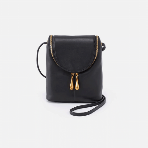 Hobo Fern Crossbody Black