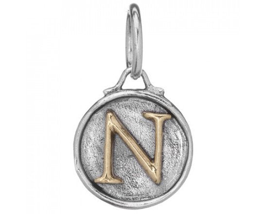 Chancery Insignia Collection Letter N