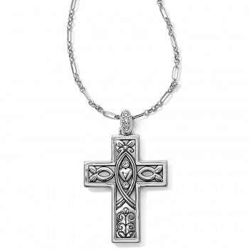 Kingdom Cross Convertible Necklace