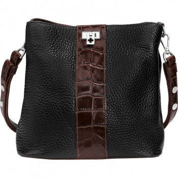 Joe Bucket Handbag Black Chocolate