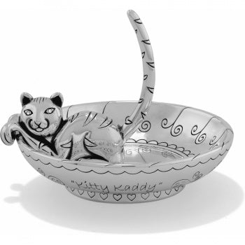 Kitty Kaddy Ring Holder