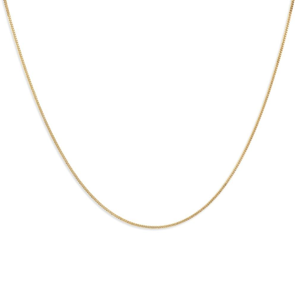 Dainty Cuban Chain Jewelry Helen Ficalora 14k Yellow Gold For Necklace