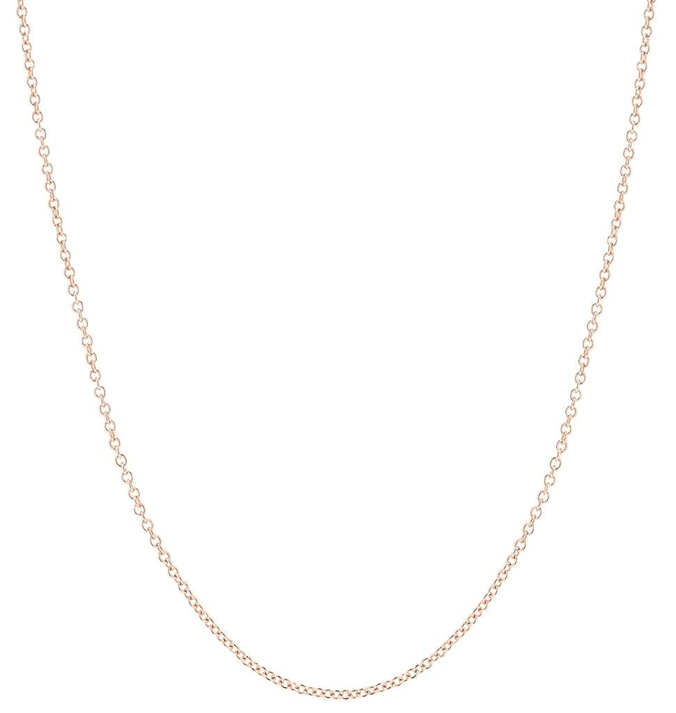 Fine Chain Rose Gold Jewelry For Necklaces From Helen Ficalora