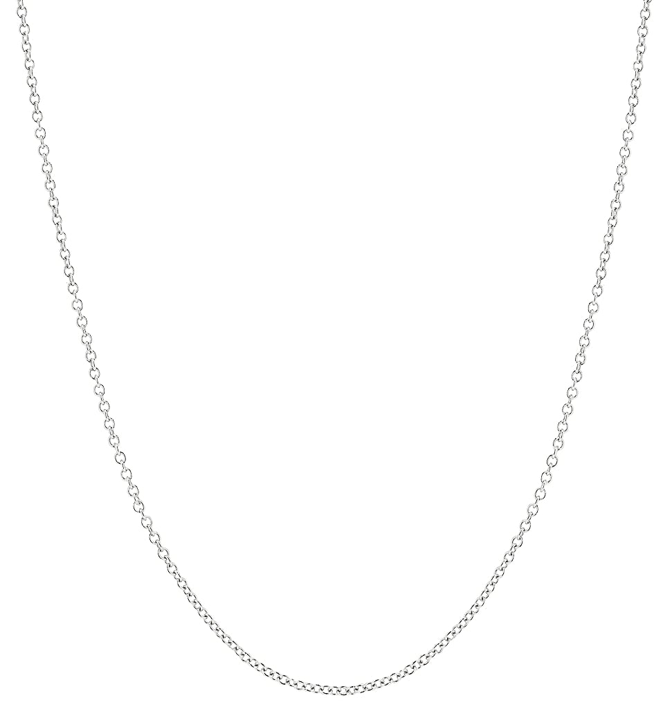 Fine Chain Sterling Silver Jewelry For Necklaces From Helen Ficalora