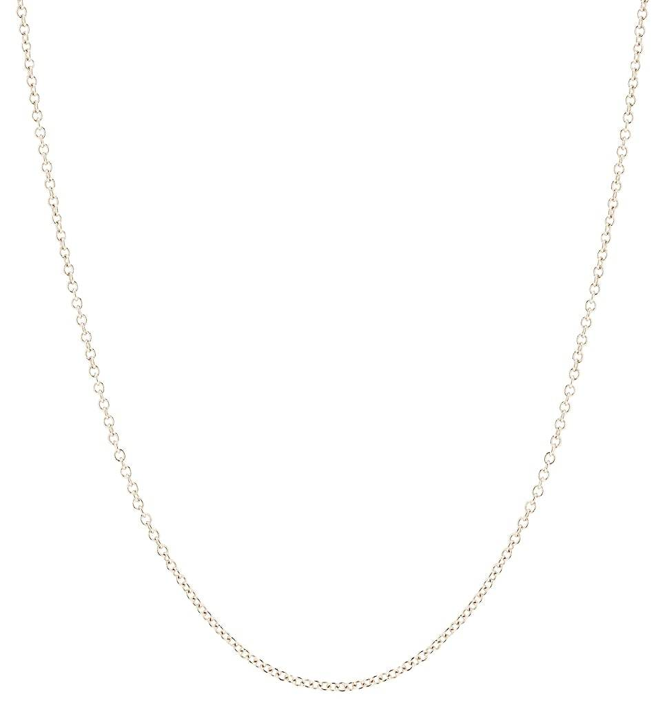 Fine Chain White Gold Jewelry For Necklaces From Helen Ficalora