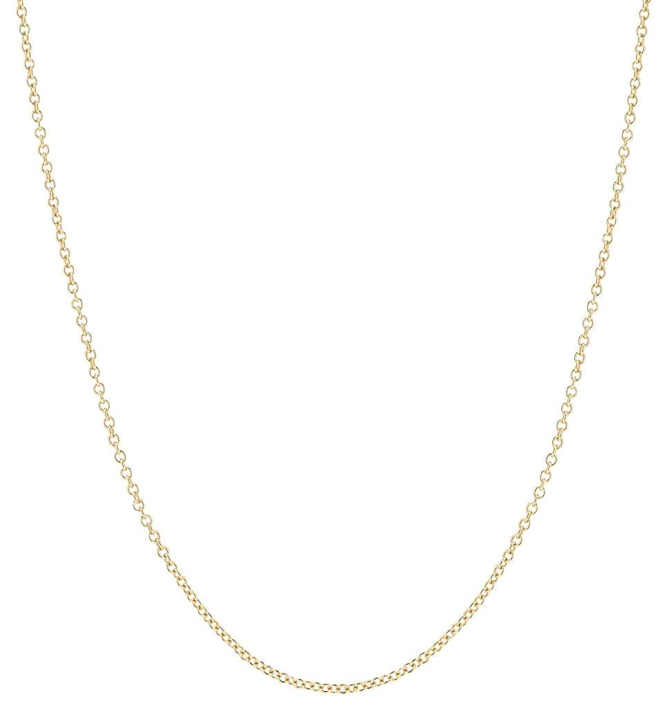 Fine Chain Yellow Gold Jewelry For Necklaces From Helen Ficalora