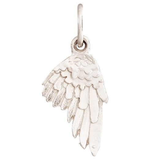 Angel Wing Mini Charm Jewelry Helen Ficalora 14k White Gold For Necklaces And Bracelets