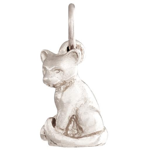 Cat Mini Charm Jewelry Helen Ficalora 14k White Gold For Necklaces And Bracelets