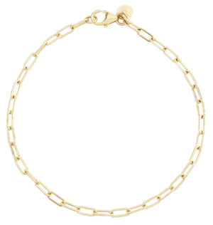 Chain Bracelet Jewelry Helen Ficalora 14k Yellow Gold