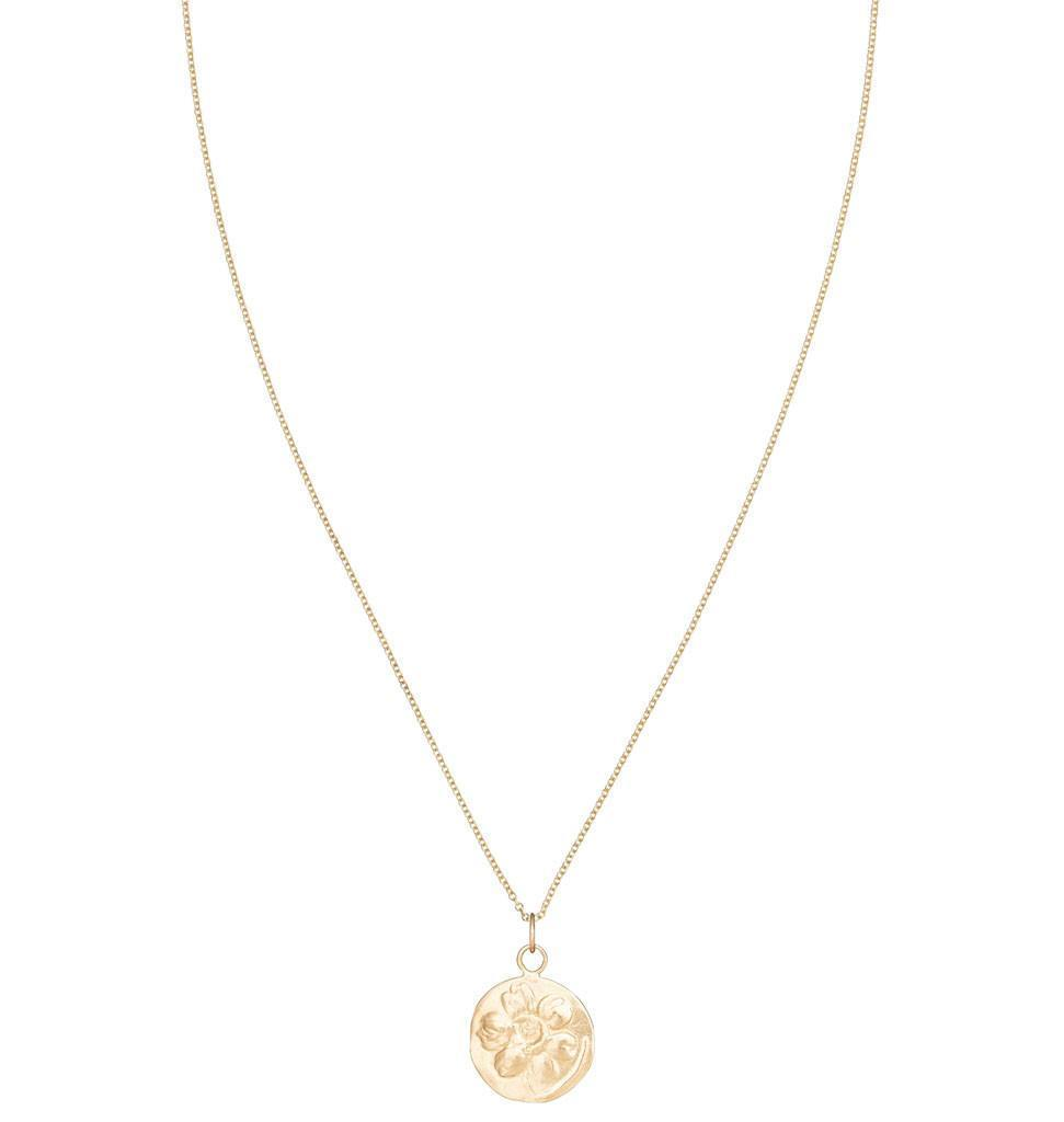 Daffodil Repouss̩e Charm -  - Jewelry - Helen Ficalora - 4