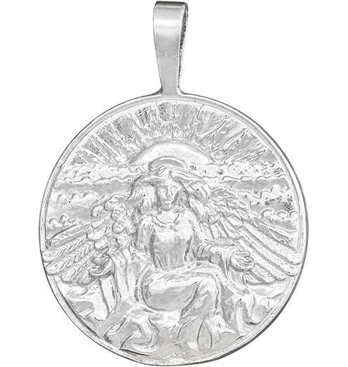Hope Angel Charm - Sterling Silver - Jewelry - Helen Ficalora - 4