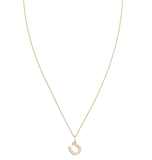 Horseshoe Mini Charm Pave Diamonds -  - Jewelry - Helen Ficalora - 4For Necklaces And Bracelets