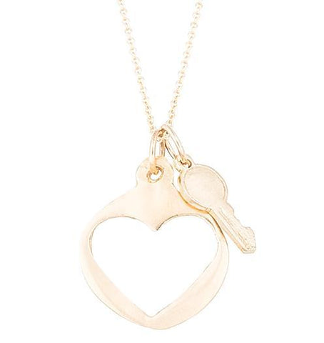 Key To My Heart Jewelry Helen Ficalora 14k Yellow Gold