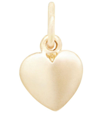 Jewelry - Medium Puffy Heart Charm