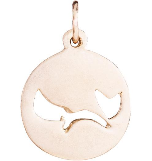 Michael J. Fox Charm - 14k Pink Gold / 16in - Jewelry - Helen Ficalora - 3