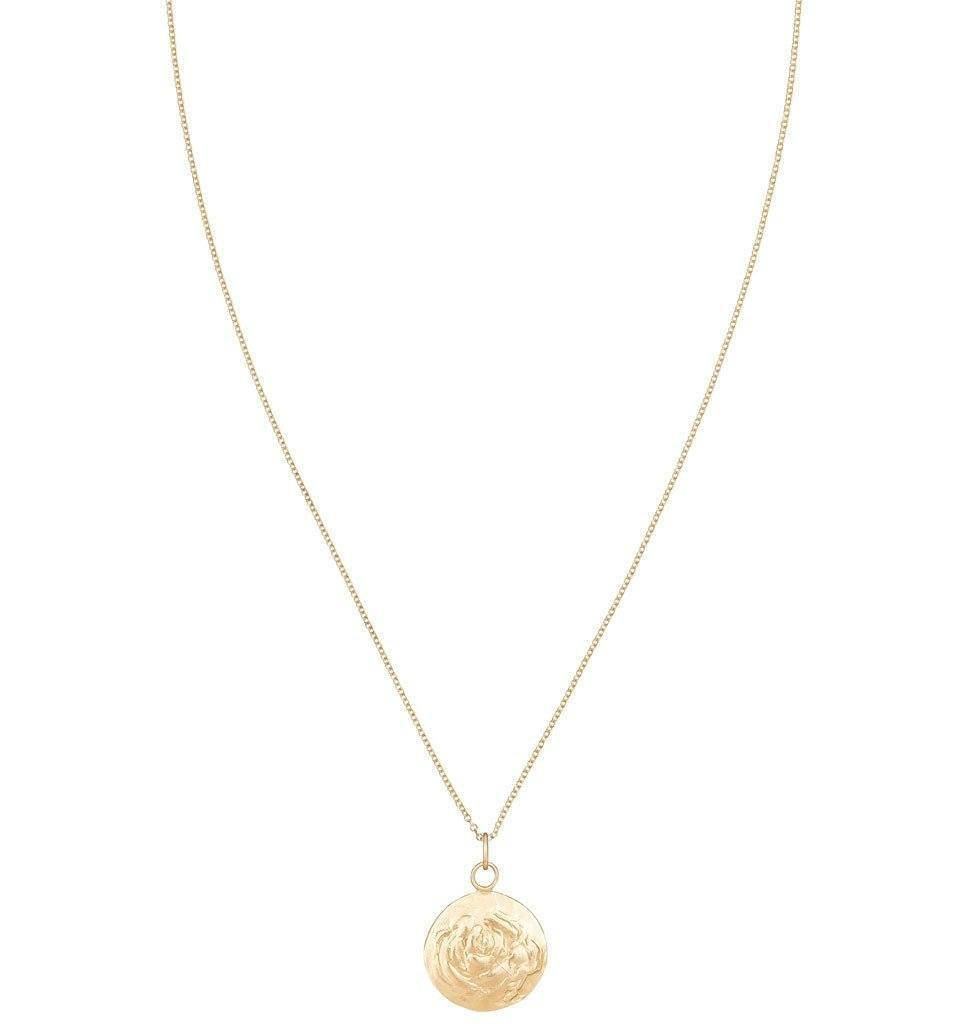 Rose Repouss̩e Charm -  - Jewelry - Helen Ficalora - 4