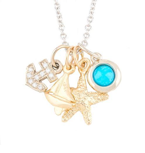Set Sail -  - Jewelry - Helen Ficalora