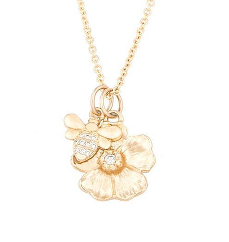 Spring Has Sprung Jewelry Helen Ficalora 14k Yellow Gold