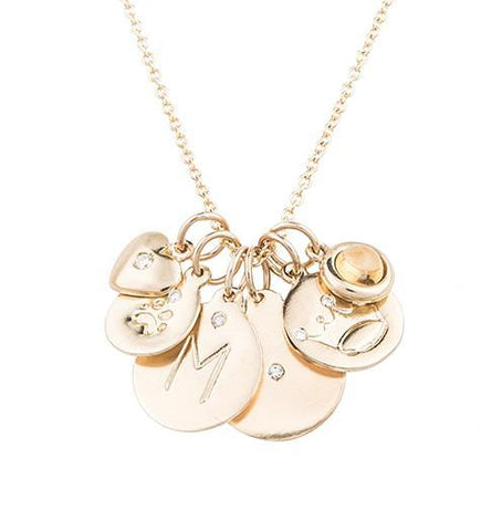 The Essential Jewelry Helen Ficalora 14k Yellow Gold
