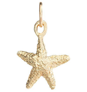 Starfish Charm Jewelry Helen Ficalora 14k Yellow Gold